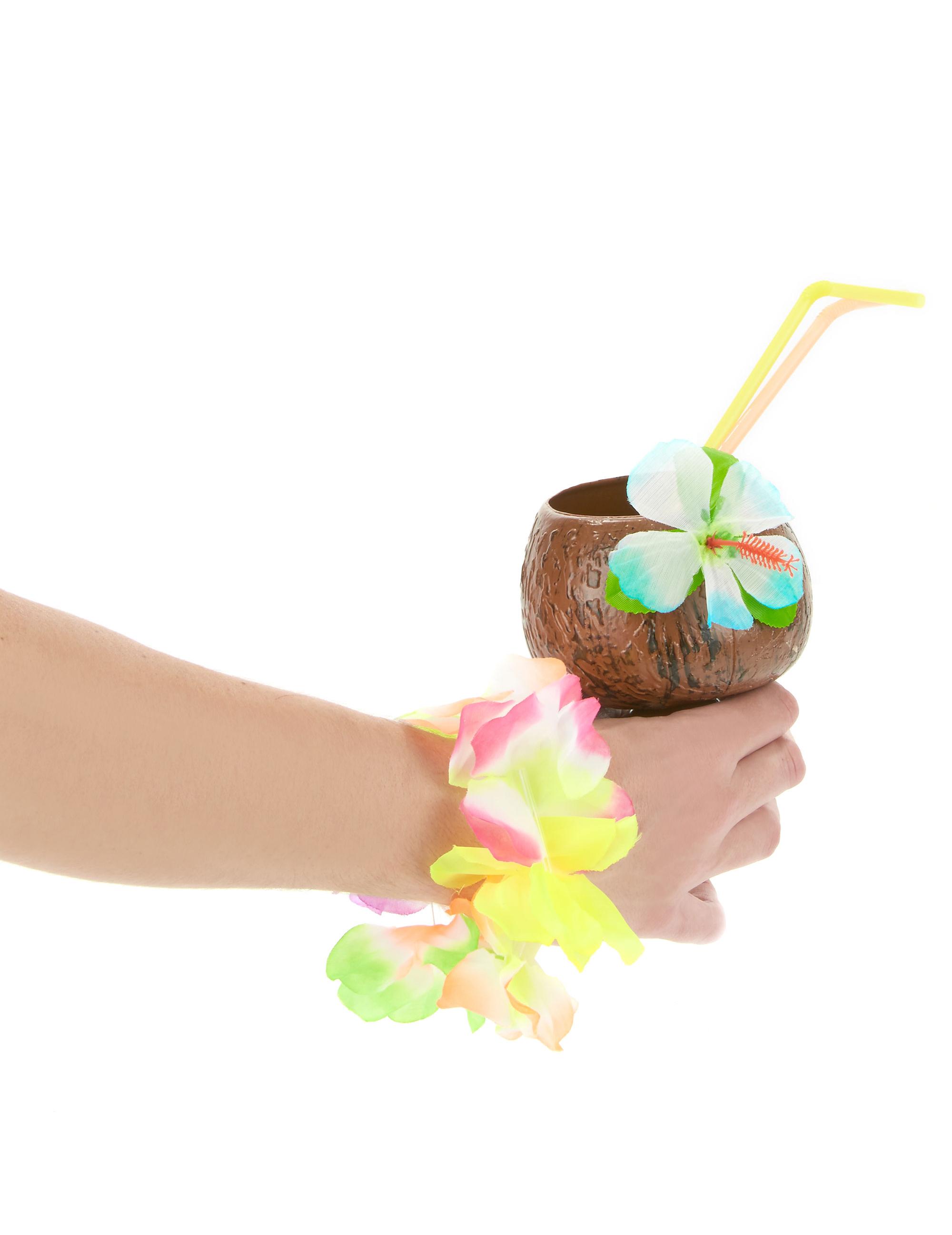 Noix De Coco Decoration Mariage : Coupe hawaï noix de coco décoration anniversaire et fêtes