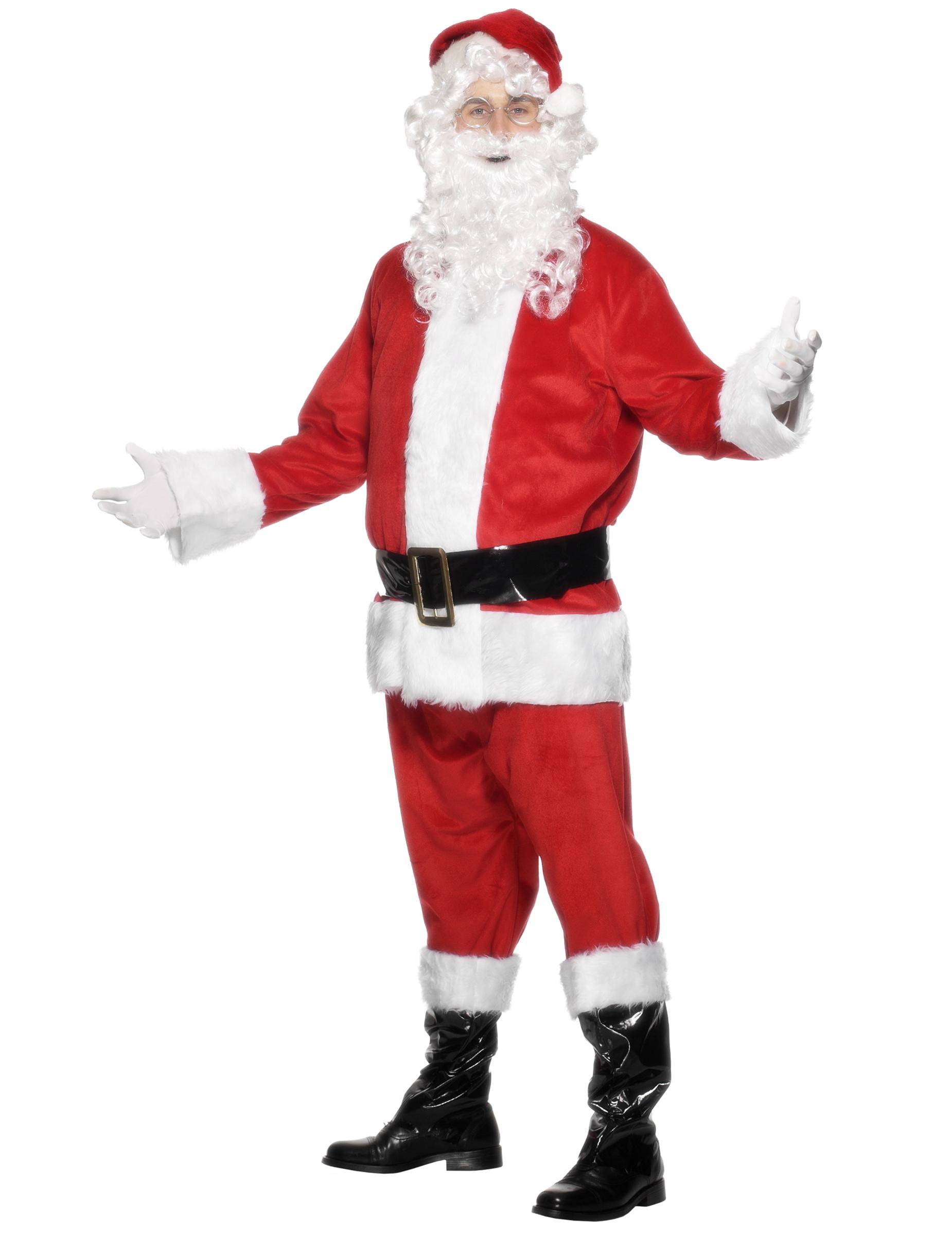 deguisement père noel Déguisement Père Noël homme, décoration anniversaire et fêtes à  deguisement père noel
