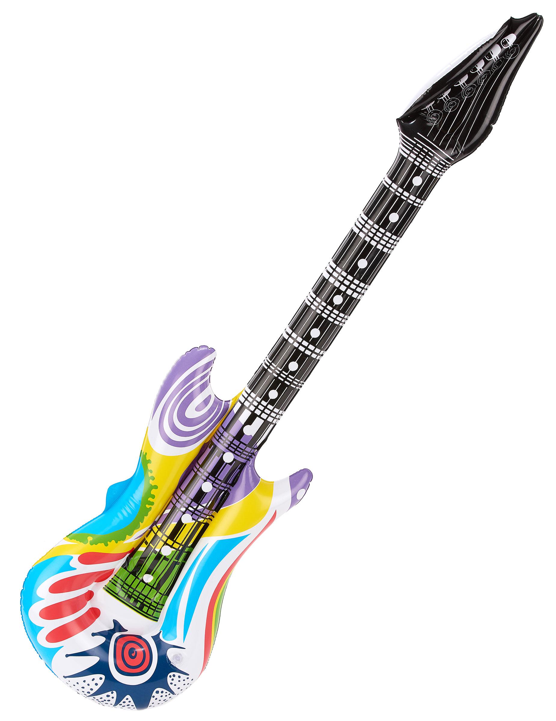 Decoration Fetes Guitare