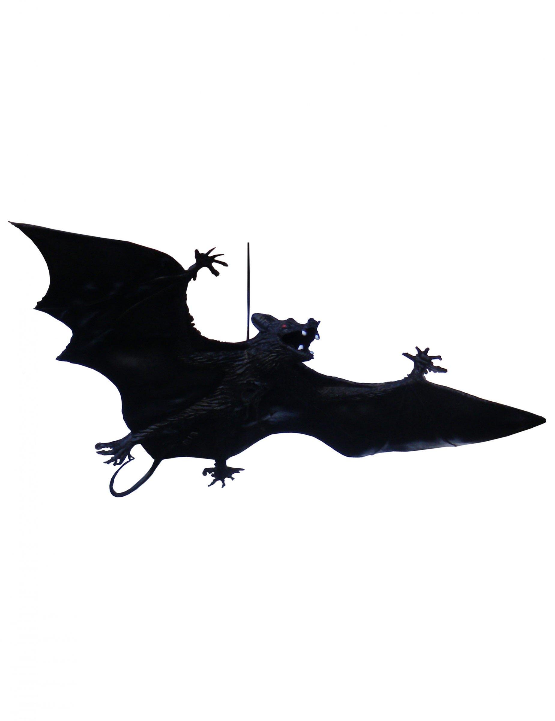 Chauve souris suspendre halloween 23 cm d coration for Deco halloween chauve souris