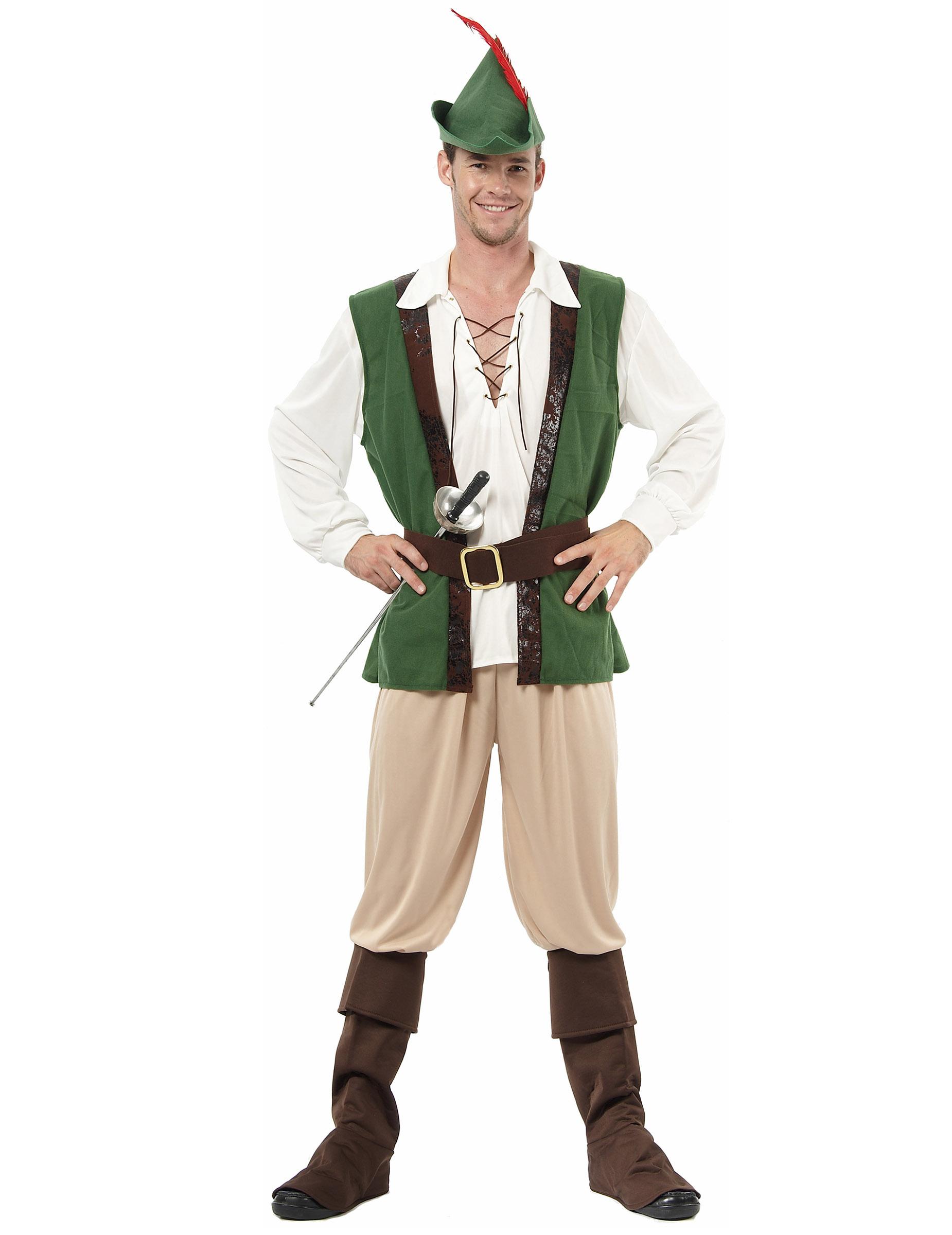 D guisement robin des bois homme d coration anniversaire - Deguisement robin des bois fille ...