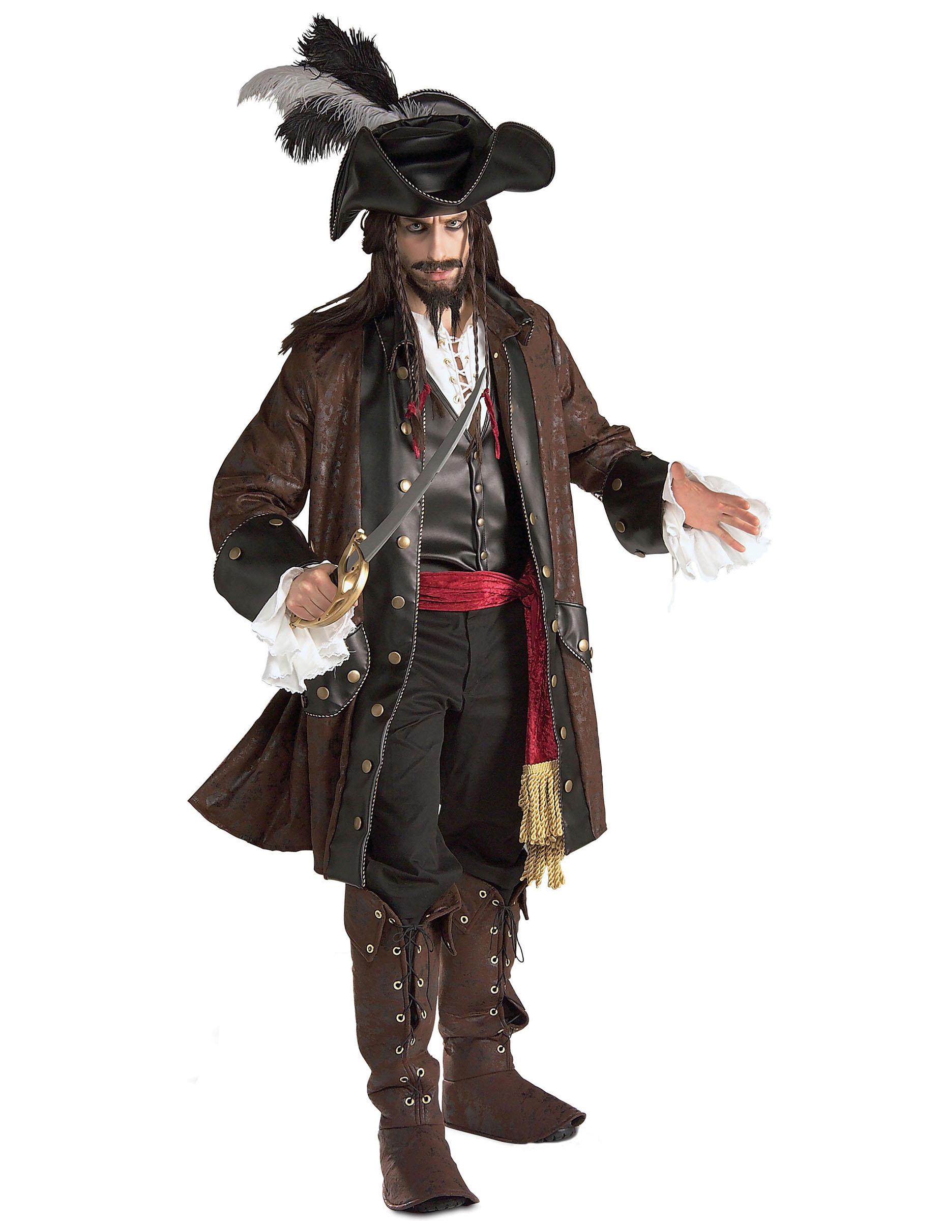 D Guisement Pirate Des Cara Bes Luxe Homme D Coration Anniversaire
