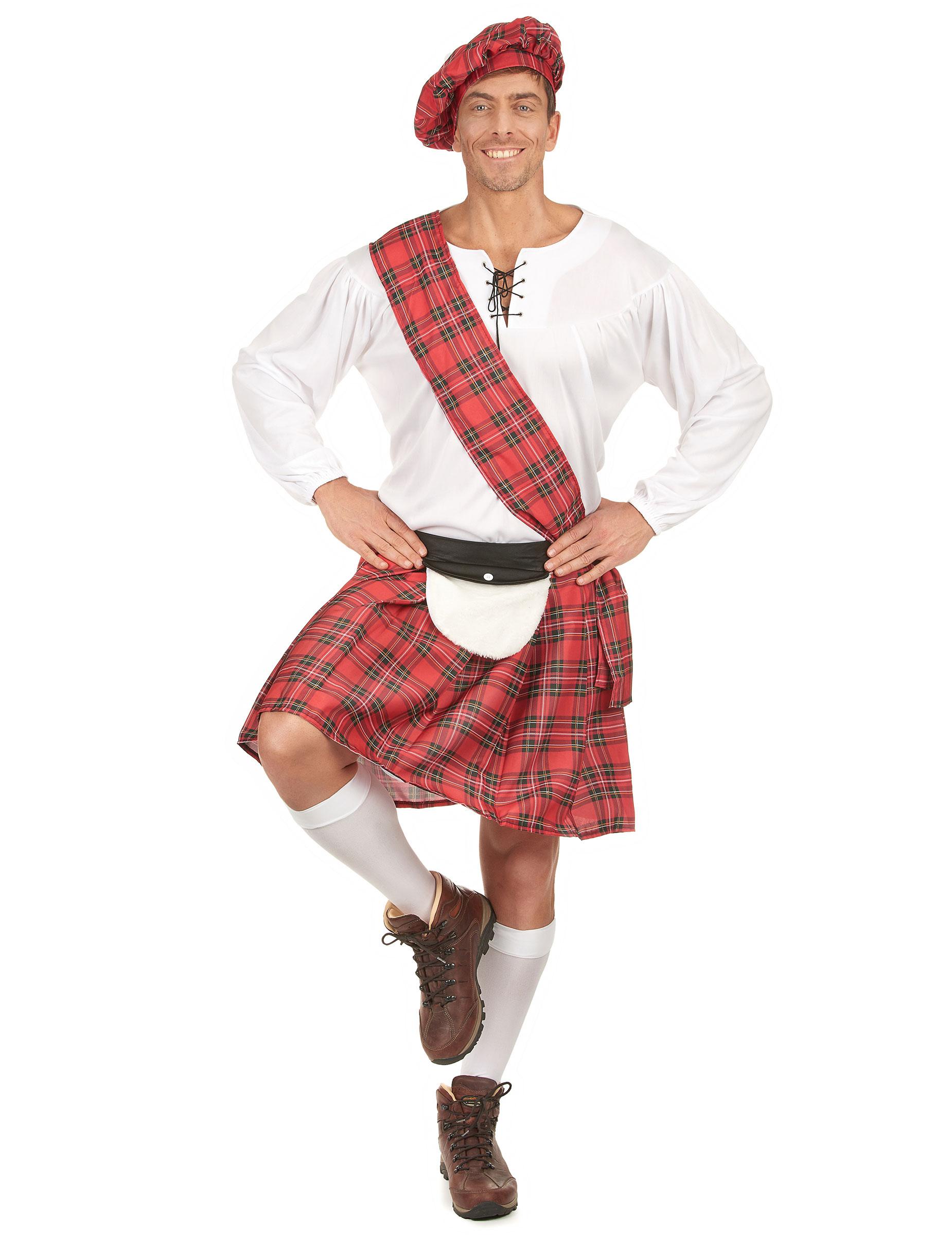 D guisement cossais homme d coration anniversaire et for Pourquoi ecossais portent kilt