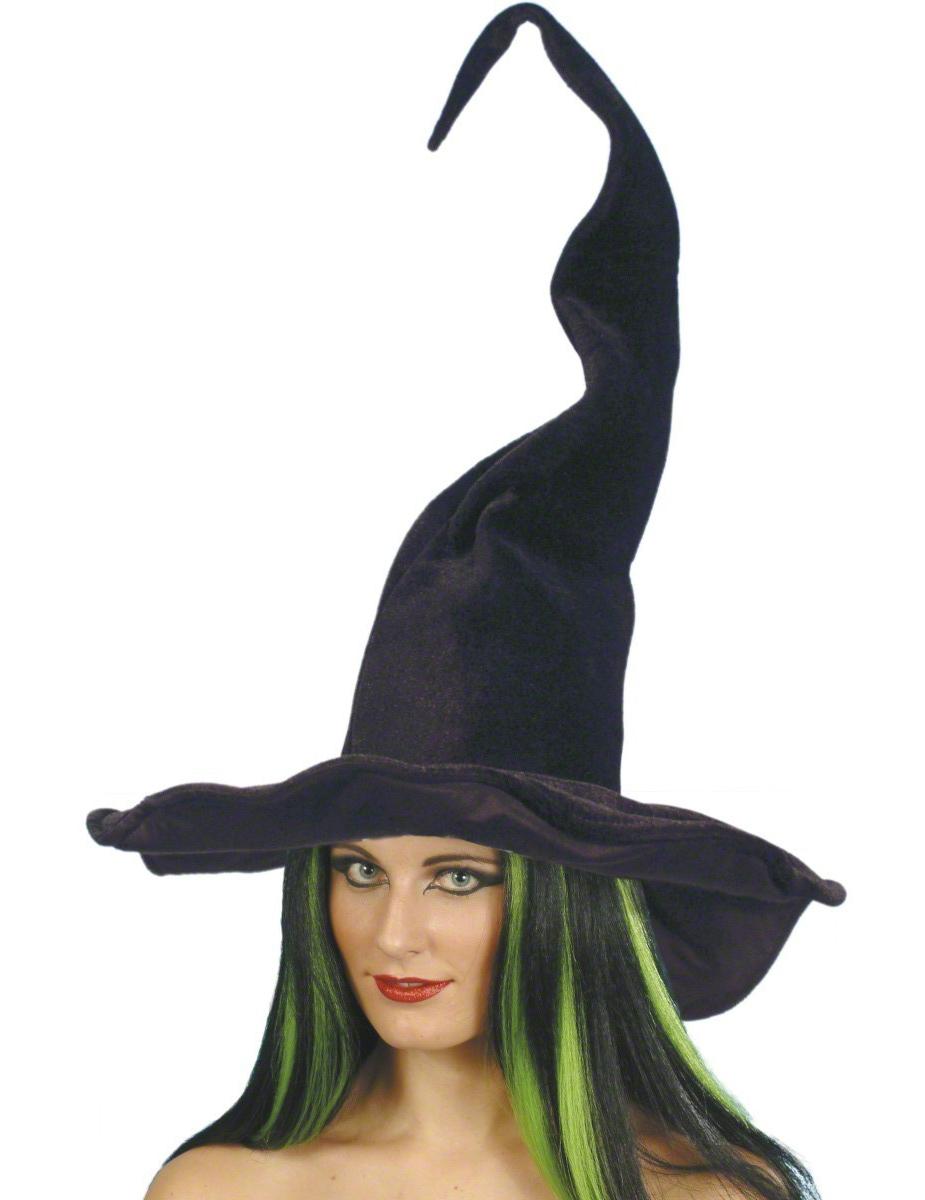chapeau sorci re noir femme halloween d coration anniversaire et f tes th me sur vegaoo party. Black Bedroom Furniture Sets. Home Design Ideas