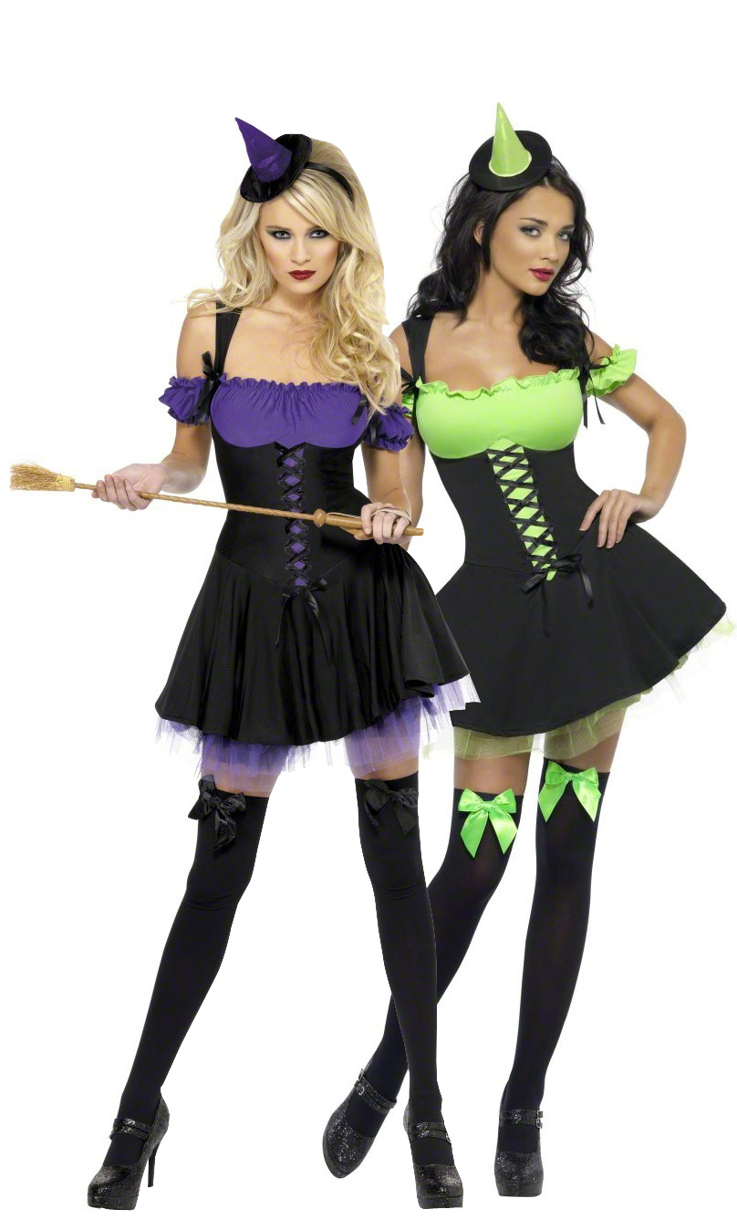 D guisement couple sorci res sexy femme - Deguisement halloween couple ...