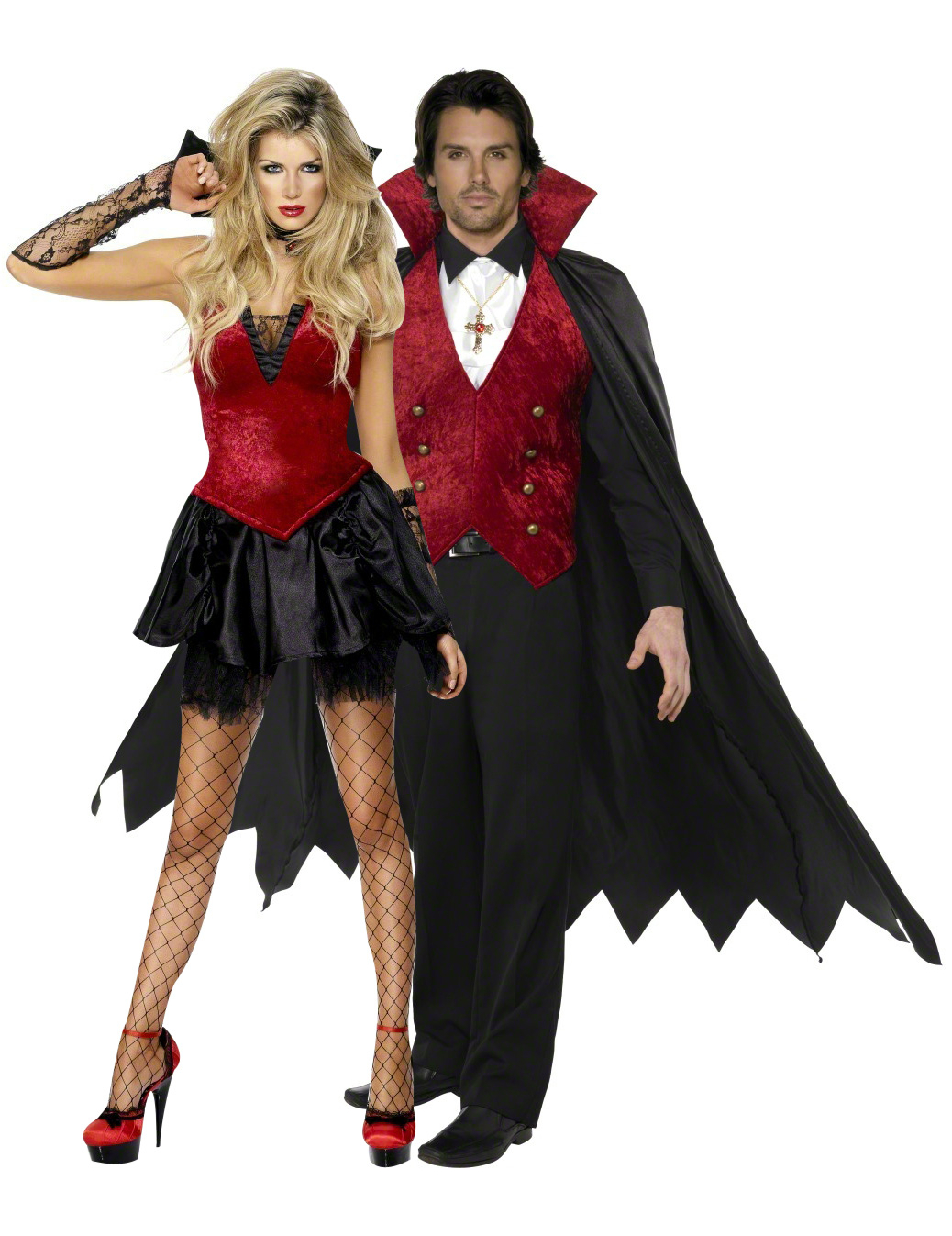 D guisement couple vampire - Deguisement couple halloween ...