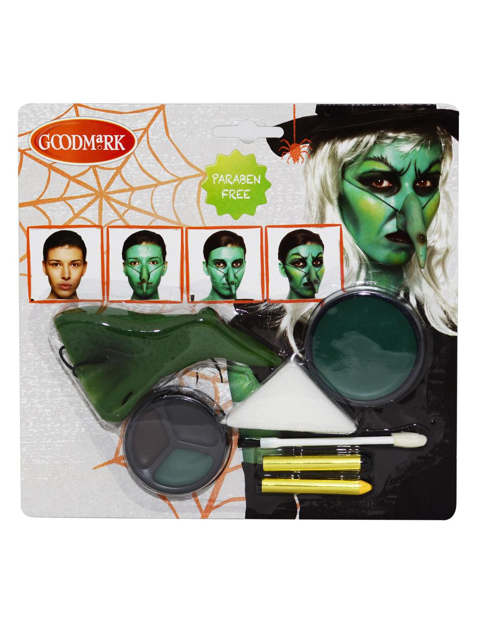 kit maquillage sorci re adulte halloween d coration anniversaire et f tes th me sur vegaoo party. Black Bedroom Furniture Sets. Home Design Ideas