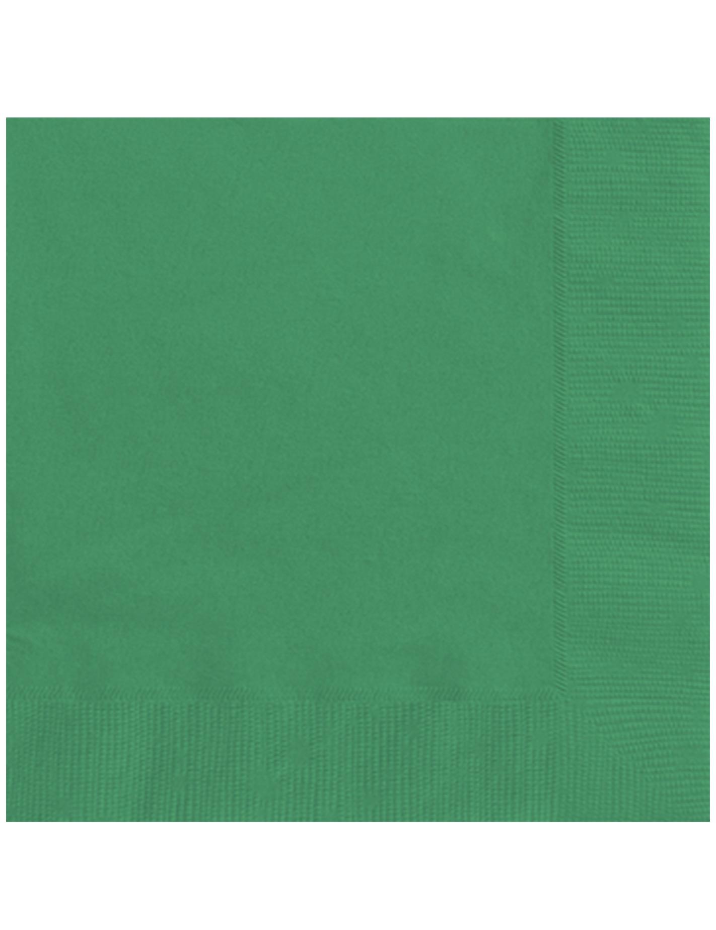 20 serviettes en papier vert meraude 33 x 33 cm d coration anniversaire et f tes th me sur - Serviette en papier vert fonce ...