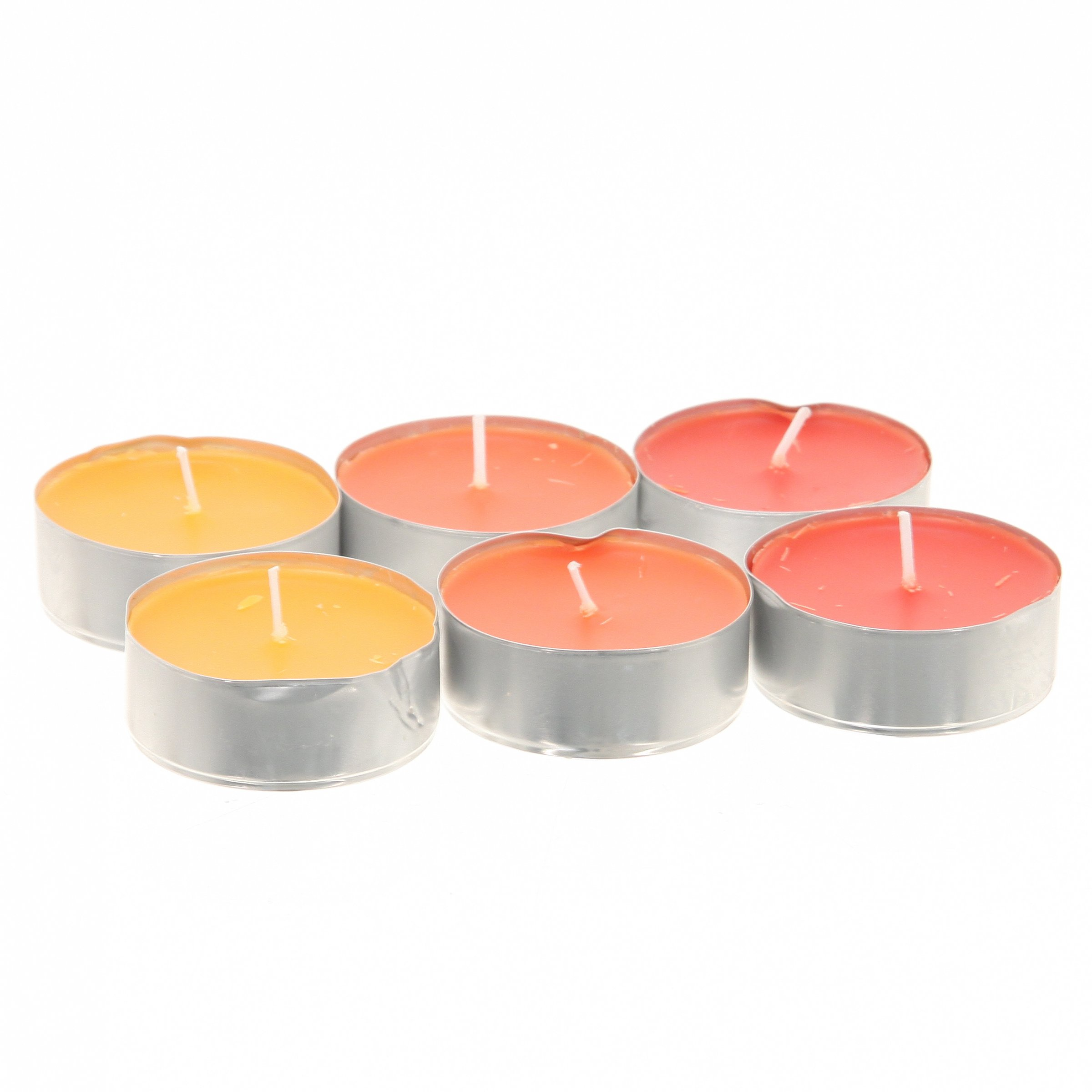 30 bougies chauffe plat senteur fruits tropicaux d coration anniversaire et f tes th me sur. Black Bedroom Furniture Sets. Home Design Ideas