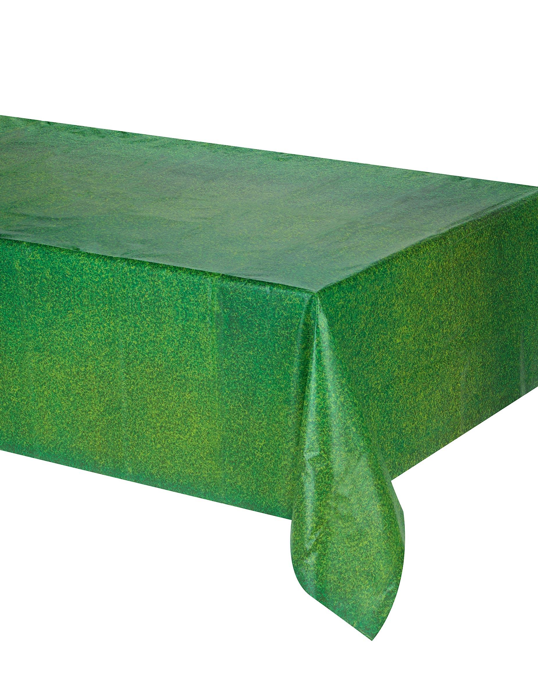 nappe plastique foot d coration anniversaire et f tes th me sur vegaoo party. Black Bedroom Furniture Sets. Home Design Ideas