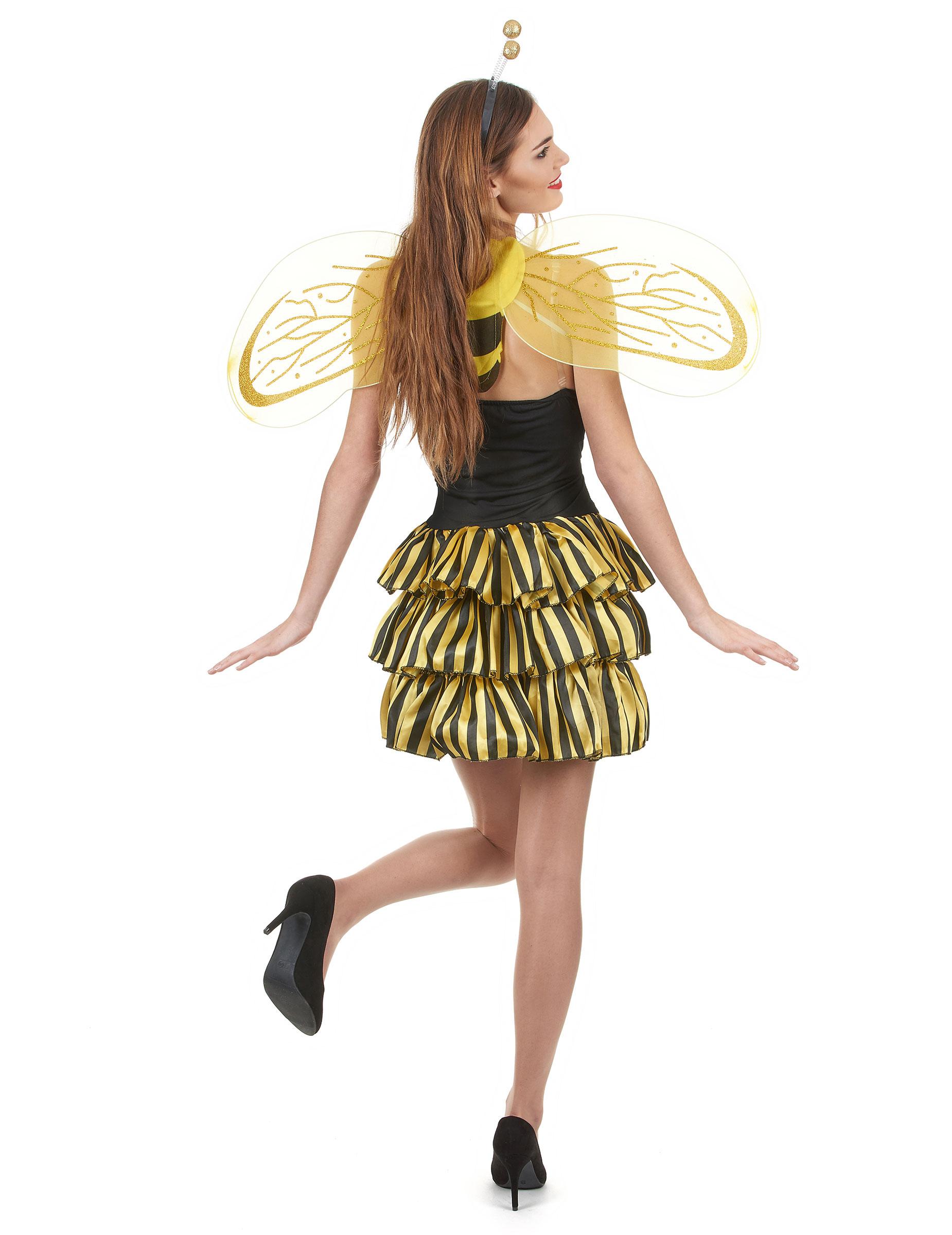 d guisement abeille femme d coration anniversaire et. Black Bedroom Furniture Sets. Home Design Ideas