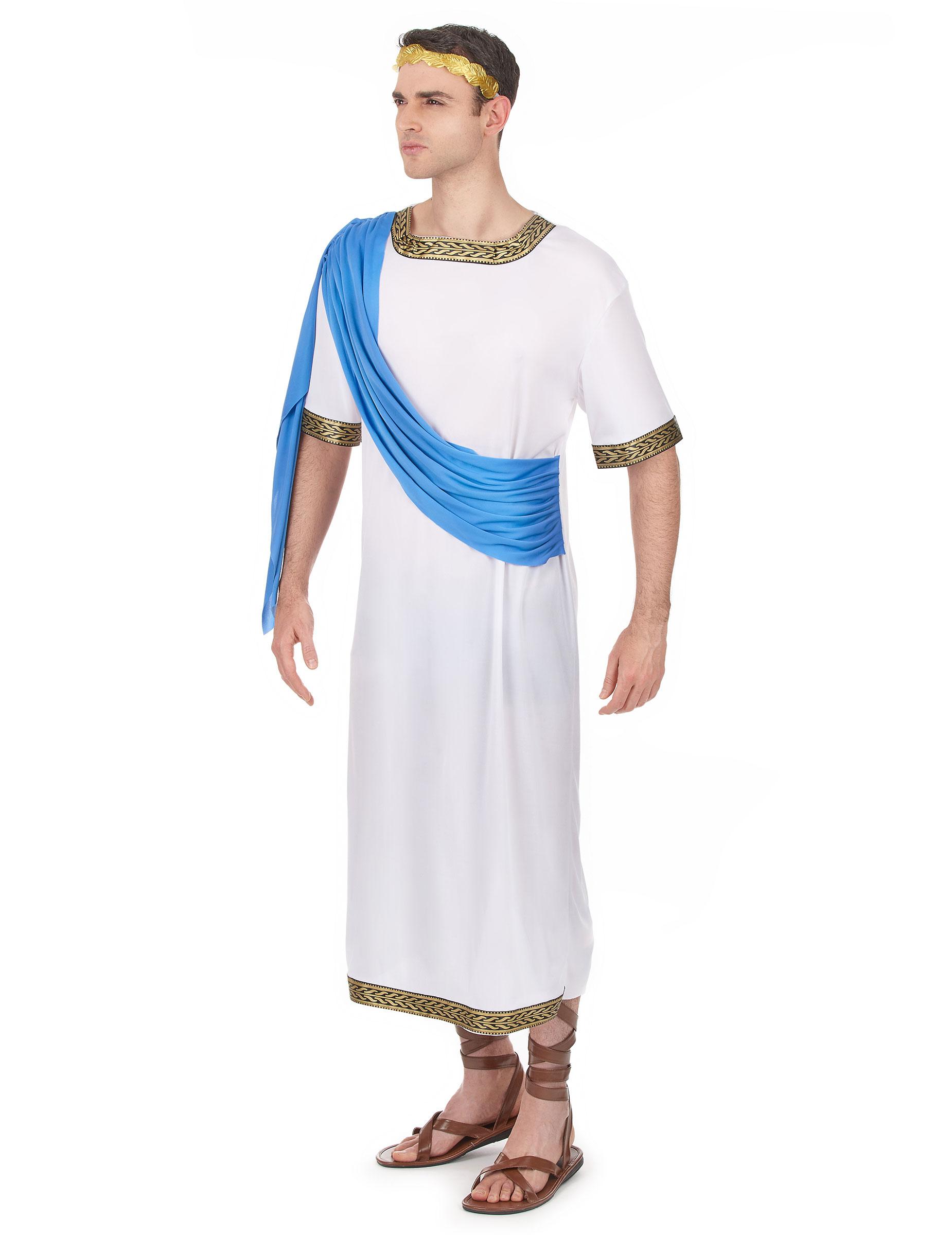 D guisement dieu grec homme d coration anniversaire et f tes th me sur vegaoo party - Deguisement dieu grec ...