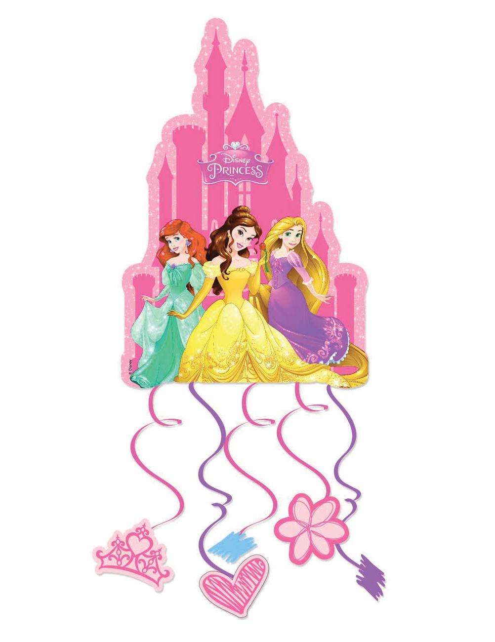 pi ata princesses disney d coration anniversaire et. Black Bedroom Furniture Sets. Home Design Ideas