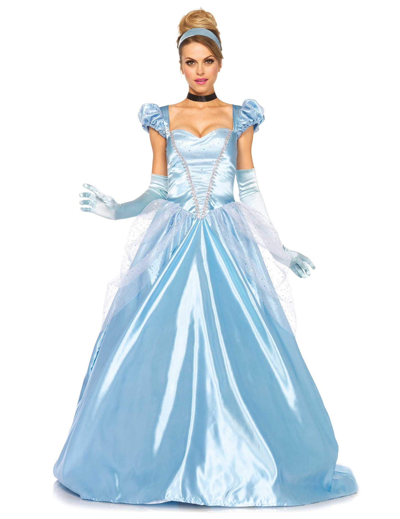 D guisement princesse robe bleue femme d coration anniversaire et f tes th me sur vegaoo party - Robe disney adulte ...