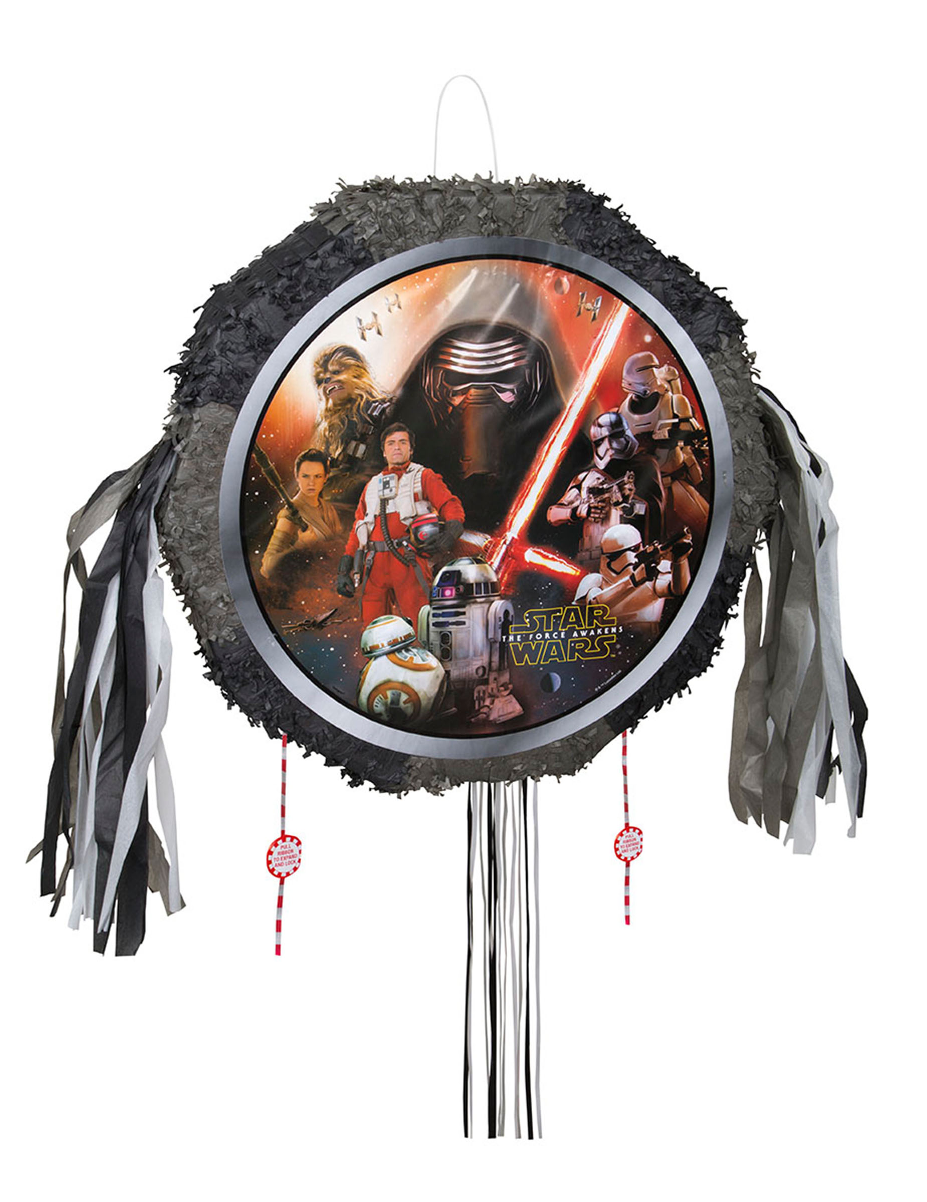 pinata star wars vii d coration anniversaire et f tes th me sur vegaoo party. Black Bedroom Furniture Sets. Home Design Ideas