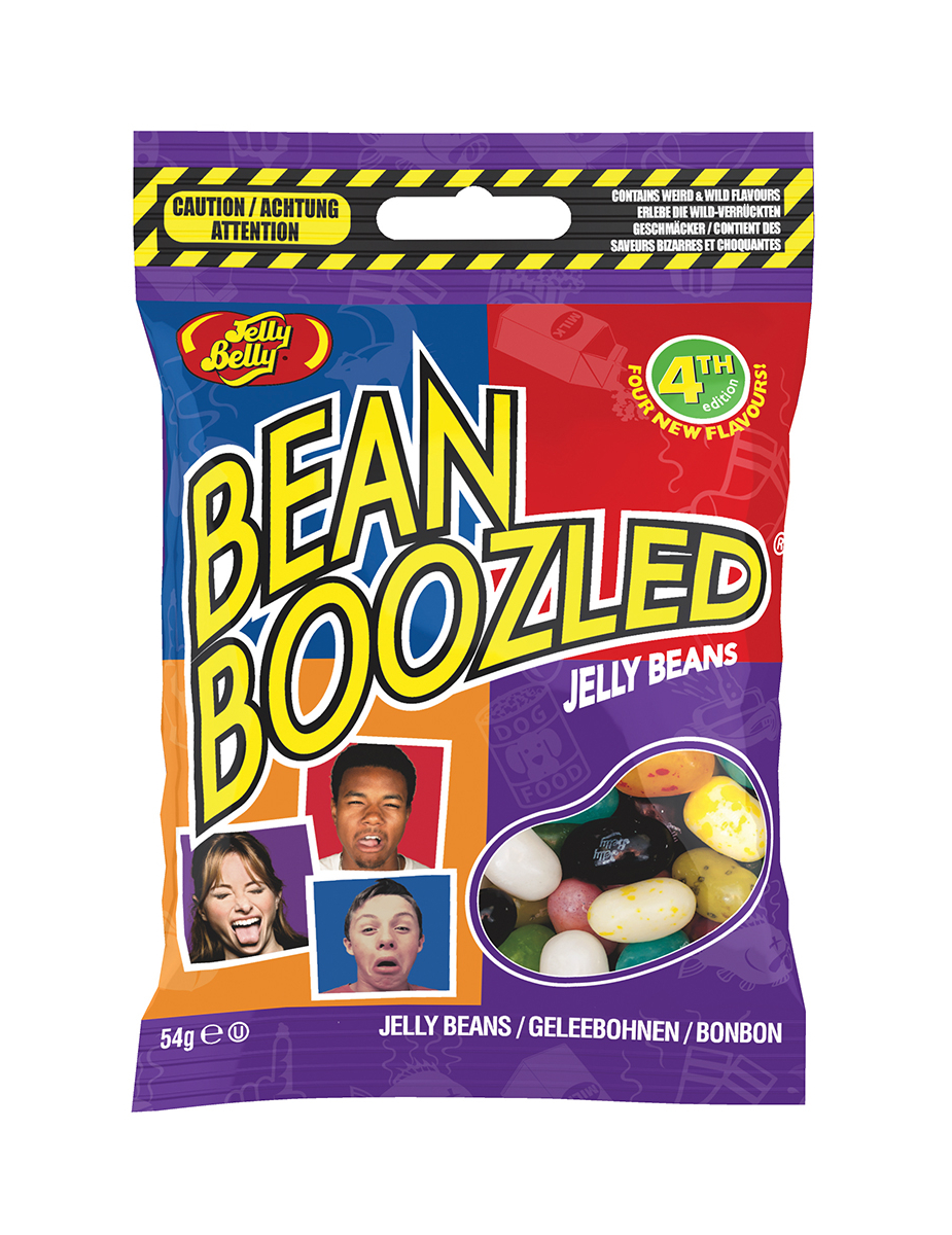 bonbons jelly belly en sachet bean boozled 54 grammes d coration anniversaire et f tes th me. Black Bedroom Furniture Sets. Home Design Ideas