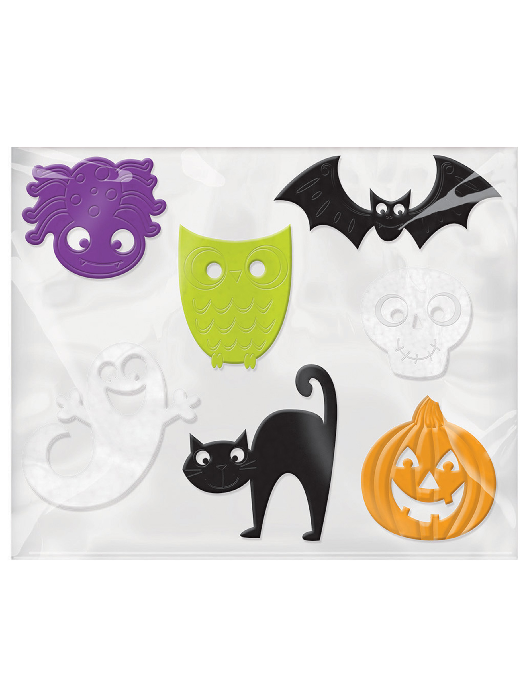 7 d corations pour fen tre halloween d coration for Decoration fenetre halloween