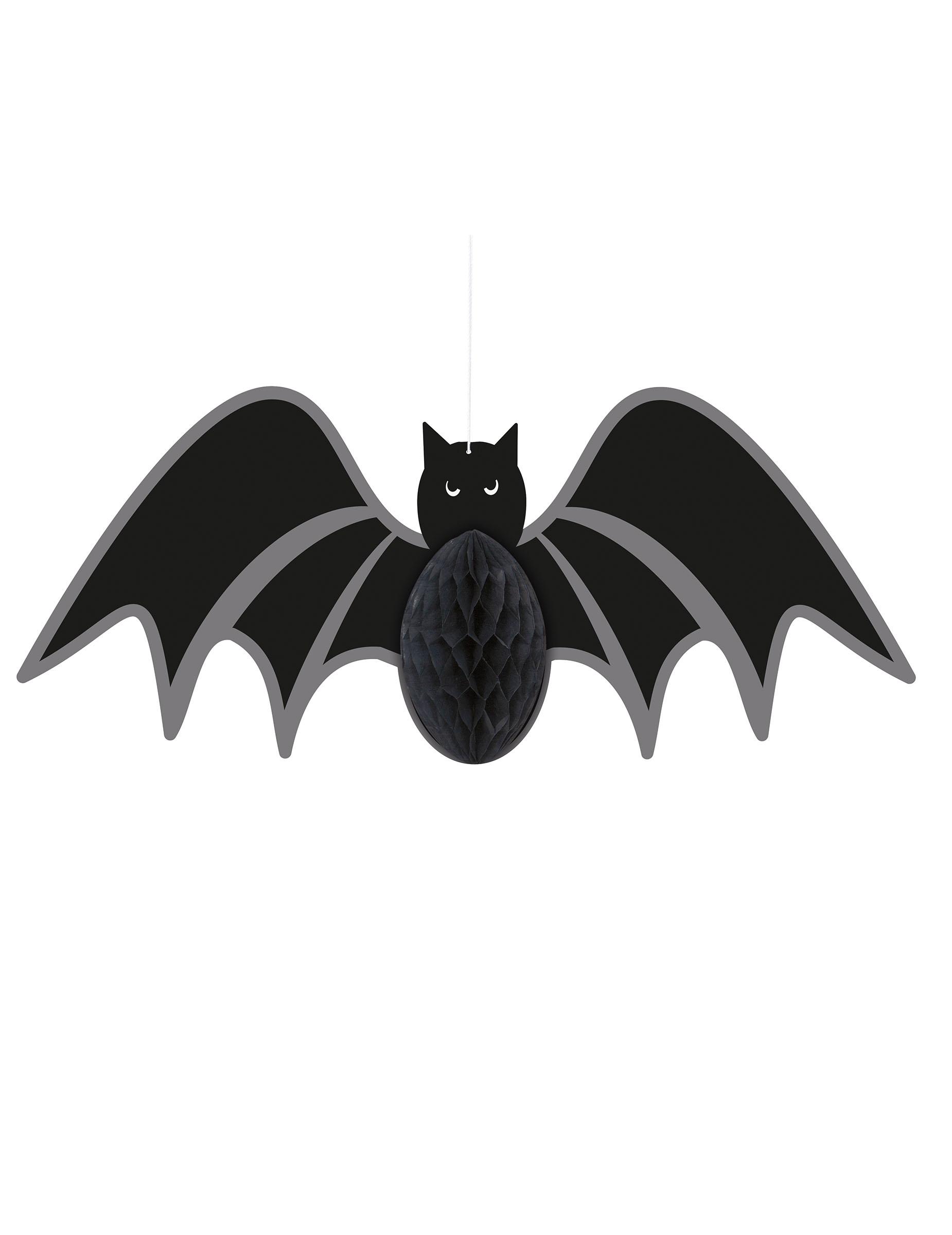 Suspension chauve souris halloween d coration for Deco halloween chauve souris