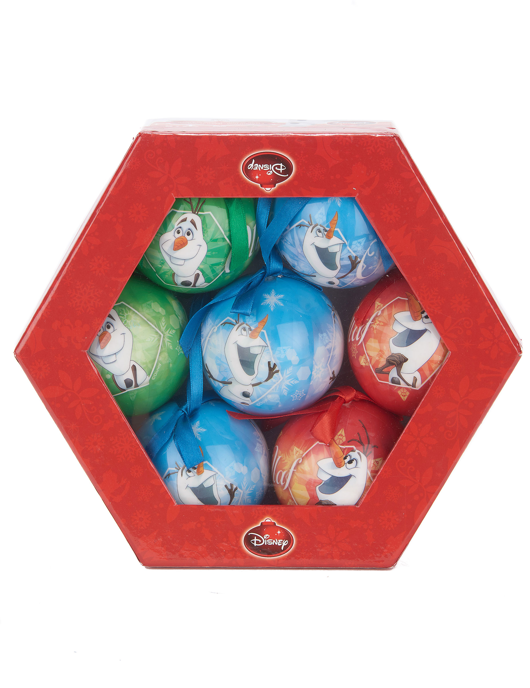 #1E80AD 7 Boules De Noël Olaf La Reine Des Neiges™ 7 5 Cm  6015 decoration de noel reine des neiges 1850x2400 px @ aertt.com