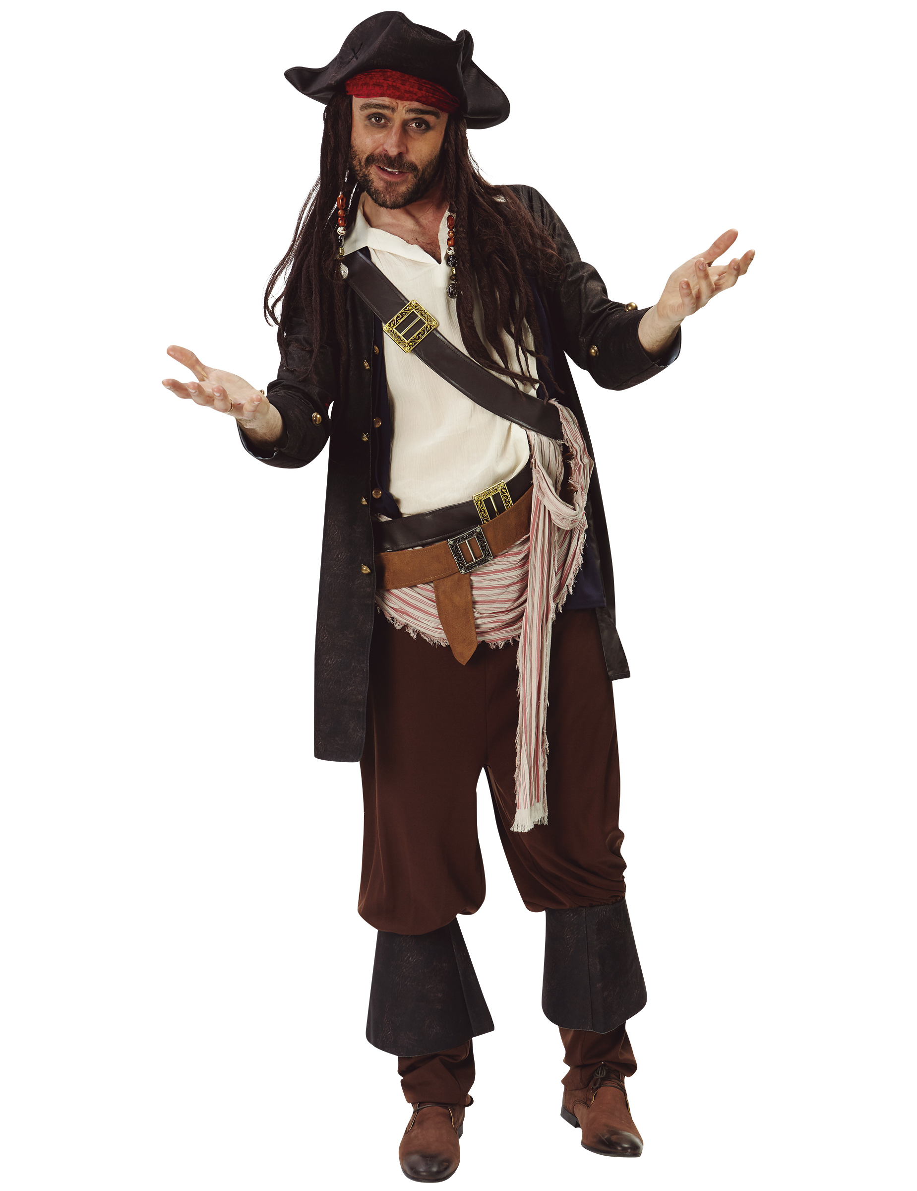 d guisement jack sparrow pirate des caraibes