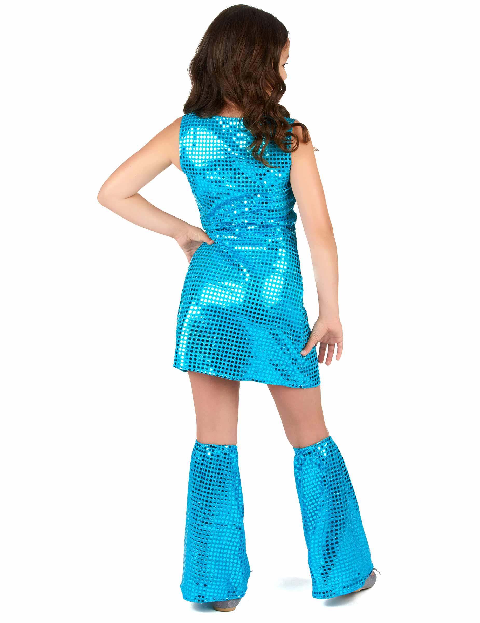 robe disco enfant