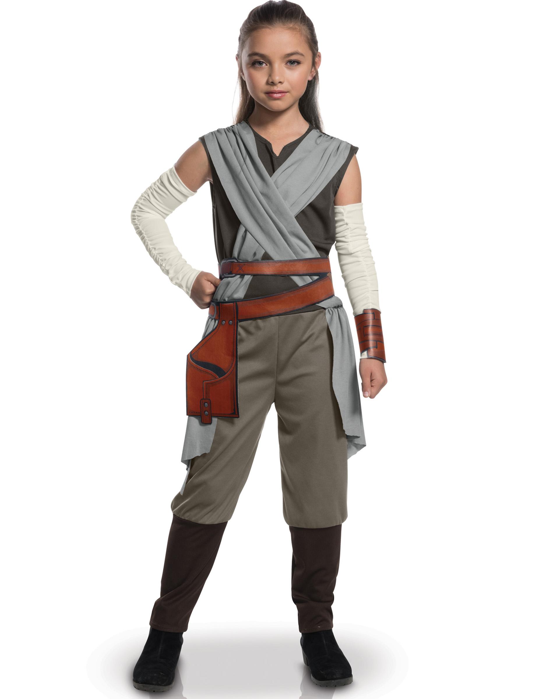 Dguisement Rey Star Wars VIII TM Enfant
