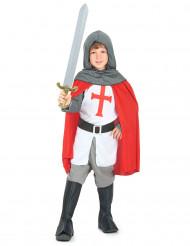 Déguisement chevalier croisé garçon