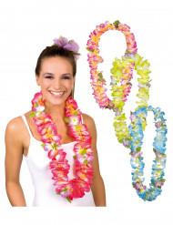 Collier Hawaï de fleurs