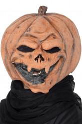 Masque citrouille adulte Halloween