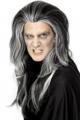Perruque vampire adulte Halloween