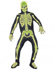 Déguisement squelette adulte Halloween