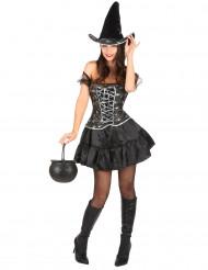 Déguisement sorcière sexy femme Halloween