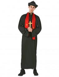 Déguisement prêtre homme