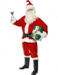 Déguisement Père Noël luxe homme