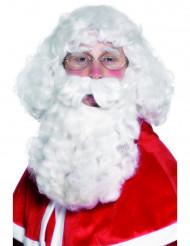 Perruque Père Noël adulte