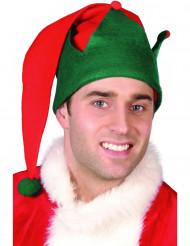 Bonnet elfe adulte Noël
