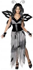 Déguisement papillon du manoir femme Halloween