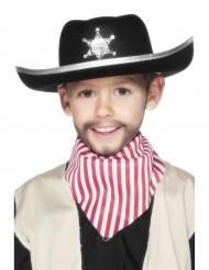 Chapeau shérif garçon