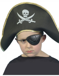 Chapeau pirate enfant
