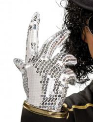 Gant à paillettes Michael Jackson™ enfant