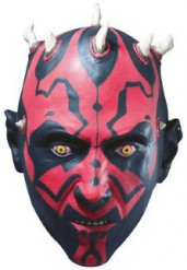 Masque 3/4 Dark Maul™ adulte