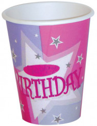 Gobelets happy birthday