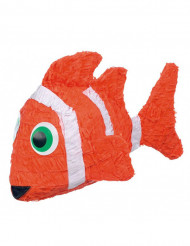 Piñata Poisson clown