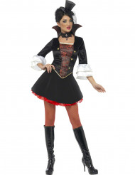 Costume vampire femme Halloween