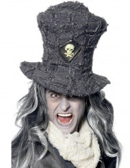 Chapeau haut de forme adulte Halloween
