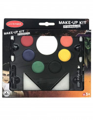 Kit famille maquillage de Luxe Halloween