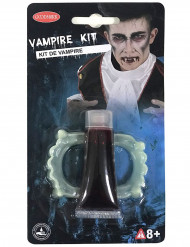 Kit dentier vampire Halloween