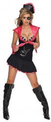 Déguisement pirate sexy Playboy™ femme