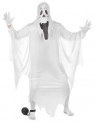 Déguisement fantôme adulte
