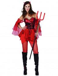 Déguisement diablesse femme Halloween